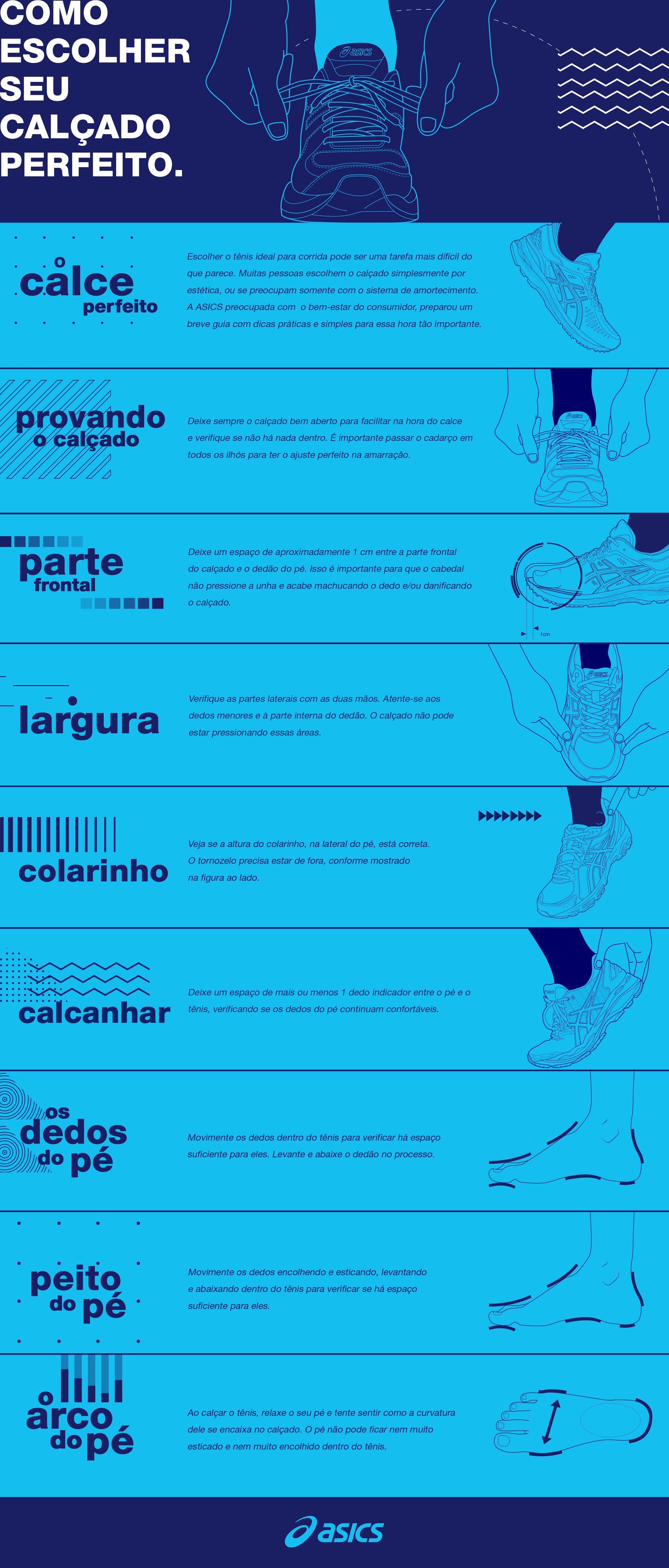 Gobernador Asumir servilleta  Como-escolher-um-calcado – Asics Brasil