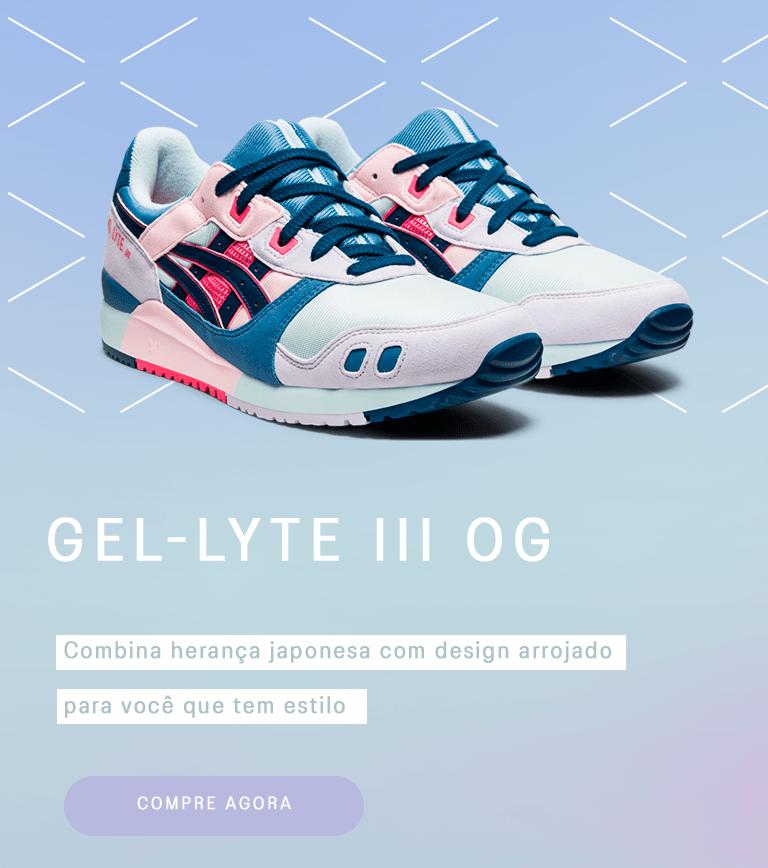 Tênis ASICS GEL-Lyte III OG