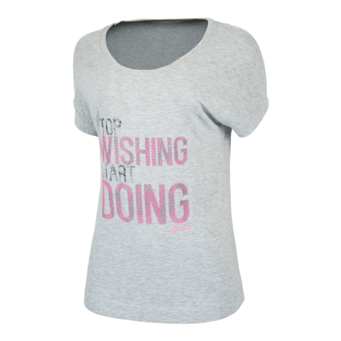 W-TRAINING-KNIT-SS-TEE