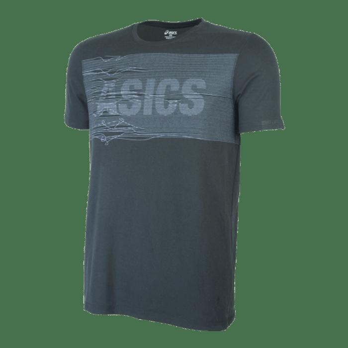 Vestuário - Camisetas e Regatas Masculino Preto Training M – Asics ... 1845626fc64df