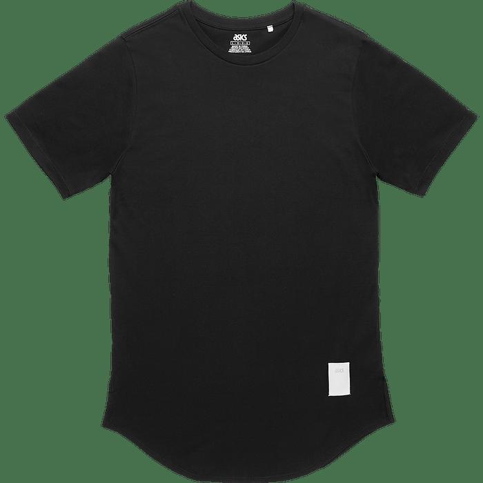 Vestuário - Camisetas e Regatas Masculino Preto – Asics Tiger Brasil 072f2bf30865e
