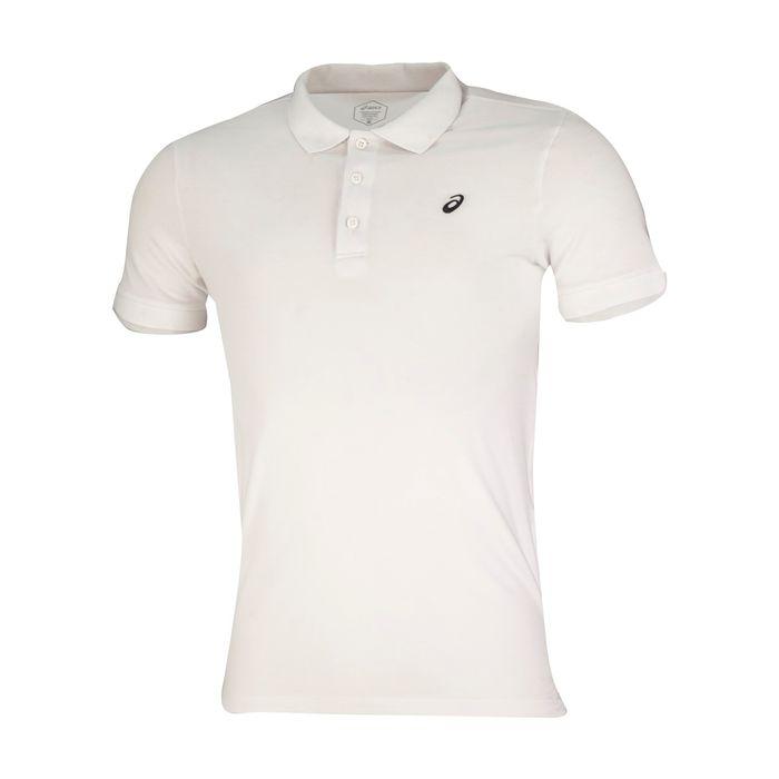 Camisa-Polo-Asics-Basic---Masculina---Branca