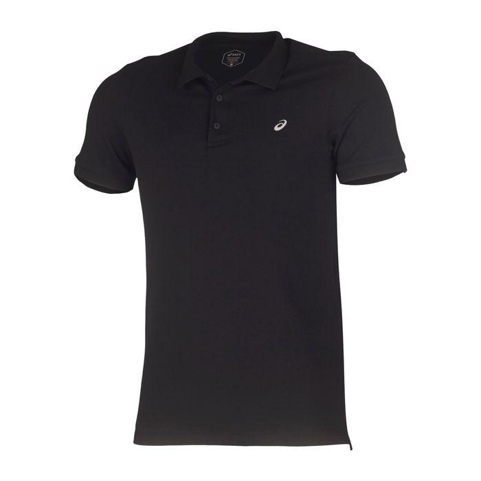 Camisa-Polo-Asics-Basic---Masculina---Preta