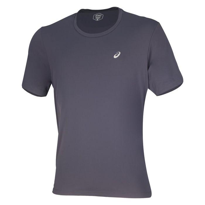 Camiseta-Asics-Running-Base---Masculina---Cinza
