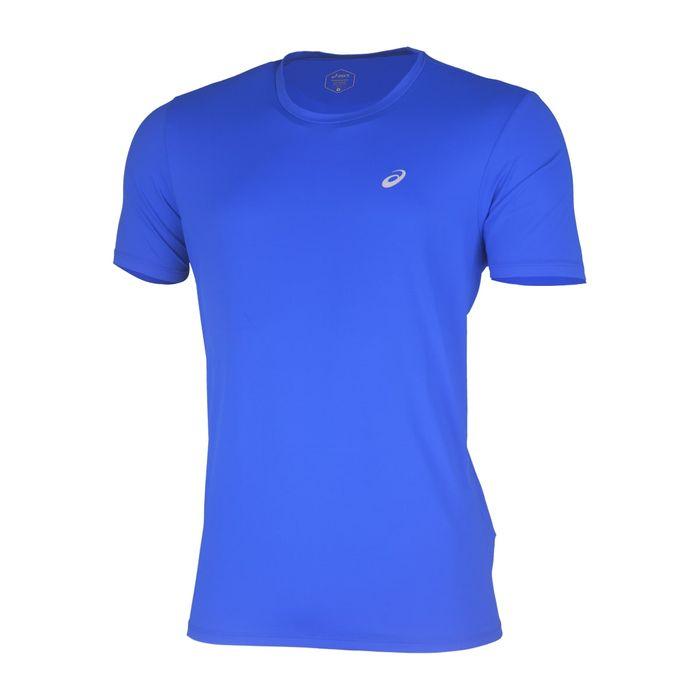 Camiseta-Asics-Core-Running---Masculina---Azul