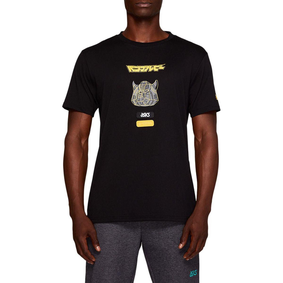 ASICS-Camiseta-Transformers