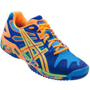 Tenis-Asics-GEL-Resolution-5---Masculino---Azul