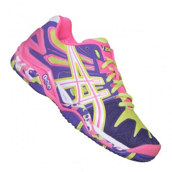 Tenis-Asics-GEL-Resolution-5---Feminino---Branco