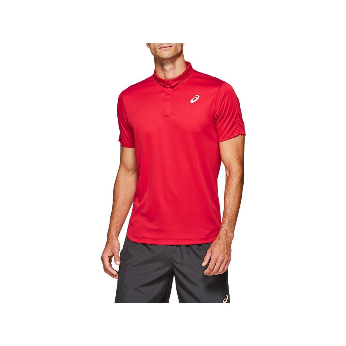 Camisa-Polo-Asics-Polo---Masculino---Vermelho