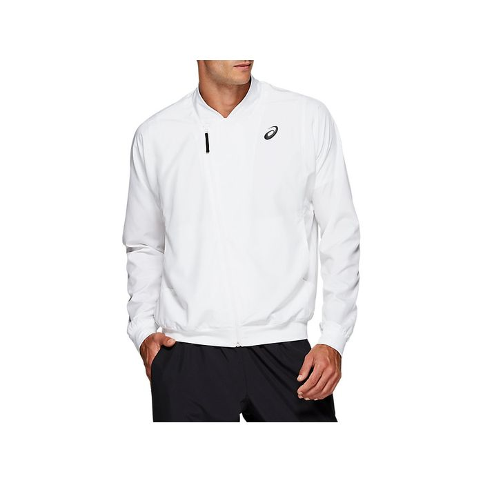 Jaqueta-Asics-Jacket---Masculino---Branco