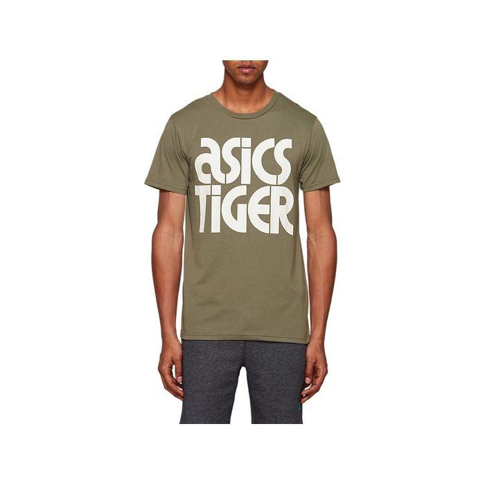 Camiseta-Asics-Short-Sleeve---Masculino---Verde