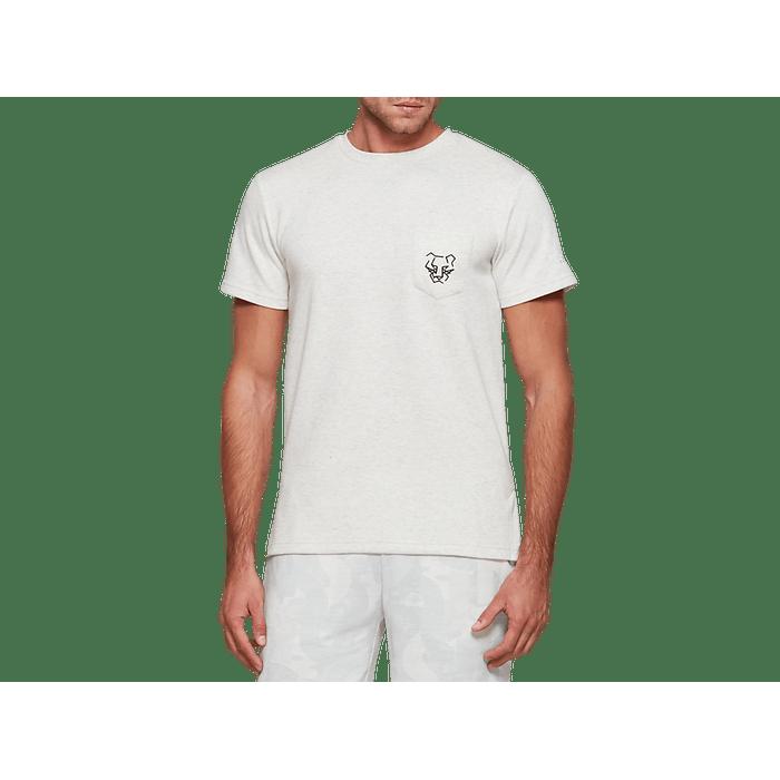 Camiseta-Asics-Short-Sleeve---Masculino---Creme