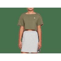 Camiseta-Asics-Short-Sleeve---Feminino---Verde