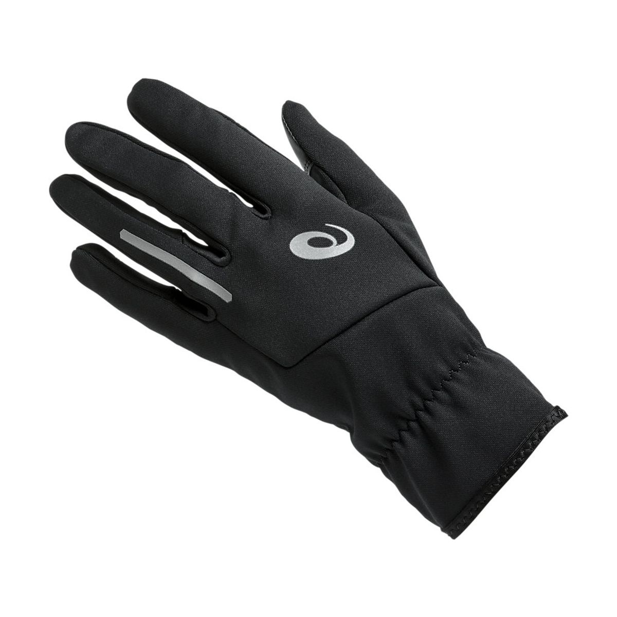 Asics-Gloves---Unissex---Preto