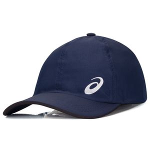 Camiseta-Asics-Cap---Unissex---Azul