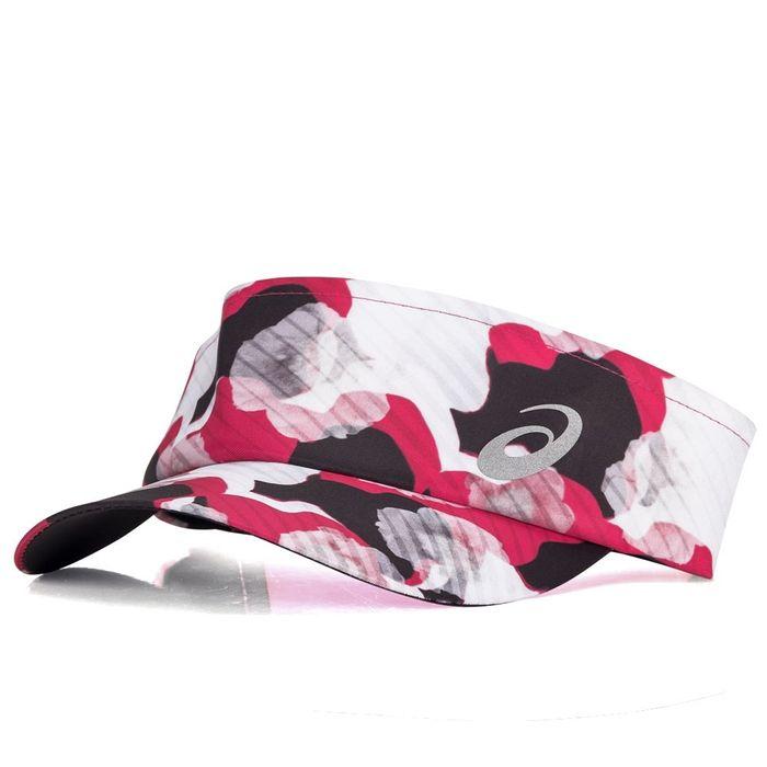 Camiseta-Asics-Visor---Unissex---Rosa