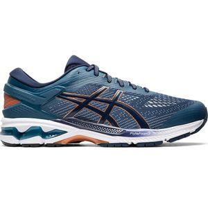 Tenis-Asics-GEL-Kayano-26---Masculino---Azul-Marinho