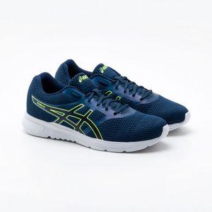 Tenis-Asics-Blocker---Masculino---Azul-Marinho-com-Preto-e-Branco
