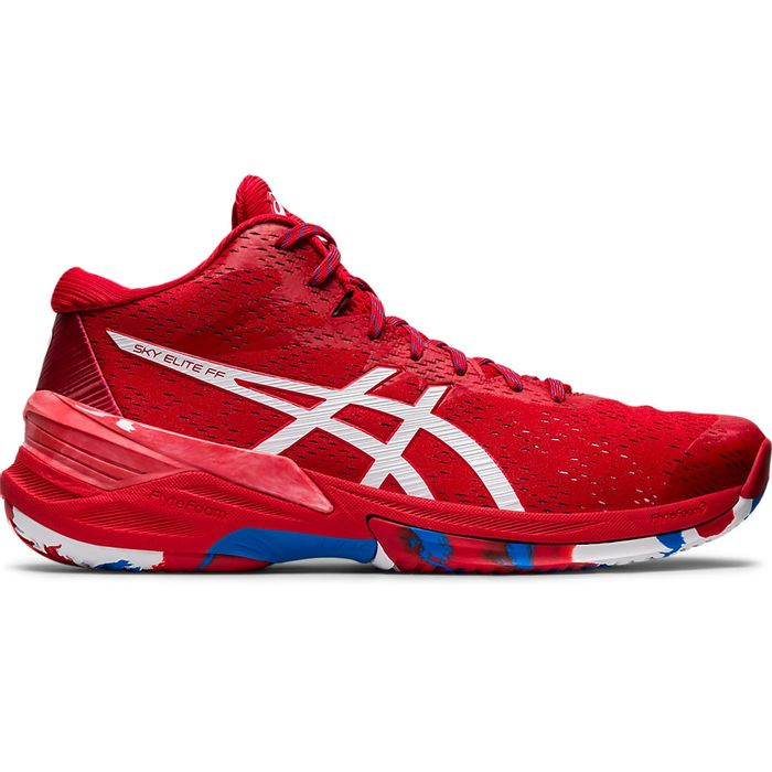 Tenis-Asics-Sky-Elite-FF-MT-Retro-Tokyo---Masculino---Vermelho