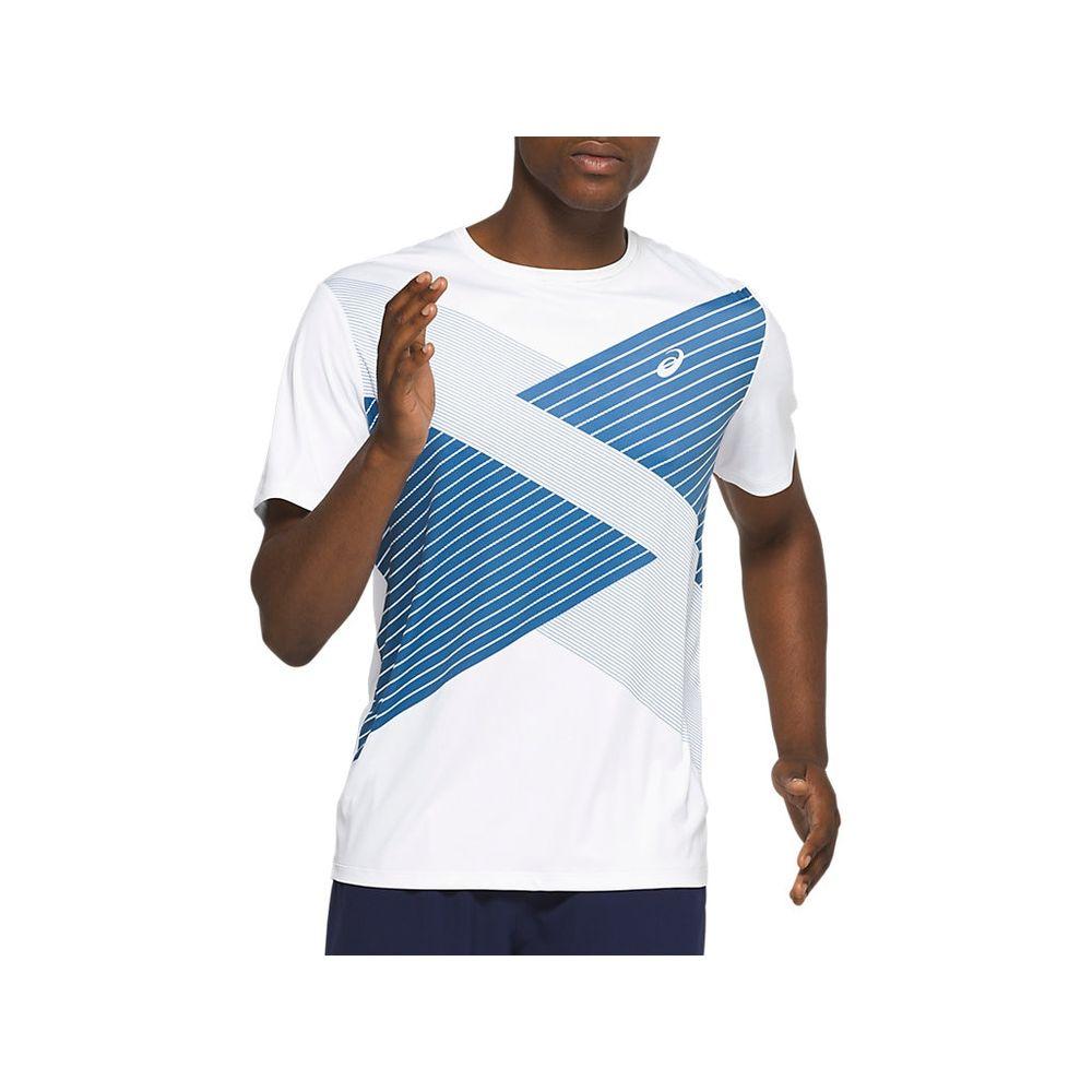 Camiseta-ASICS-Tokyo---Branco---Masculino