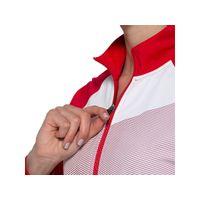 Jaqueta-ASICS-Tokyo-FZ-Warm-Up---Vermelho-e-Branco---Feminino