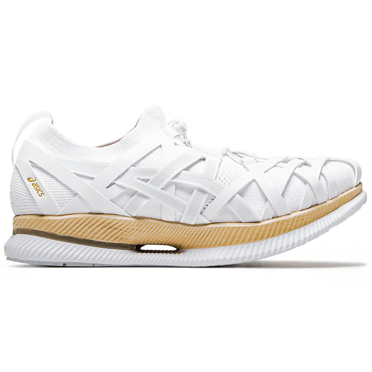 Tenis-ASICS-Metaride-x-Kengo-Kuma---Unisex---Branco