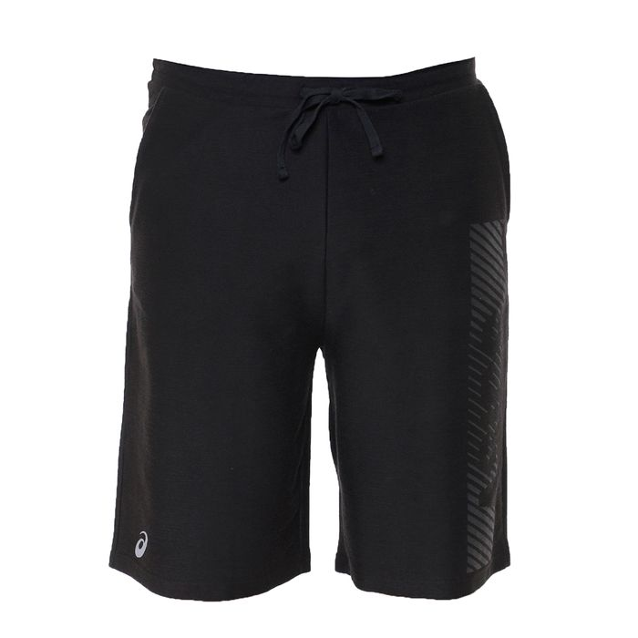 Short-Asics-9In---Masculino---Preto