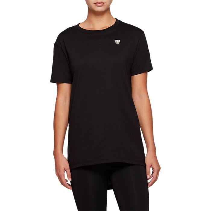 Camiseta-Asics-Dress---Feminino---Preto