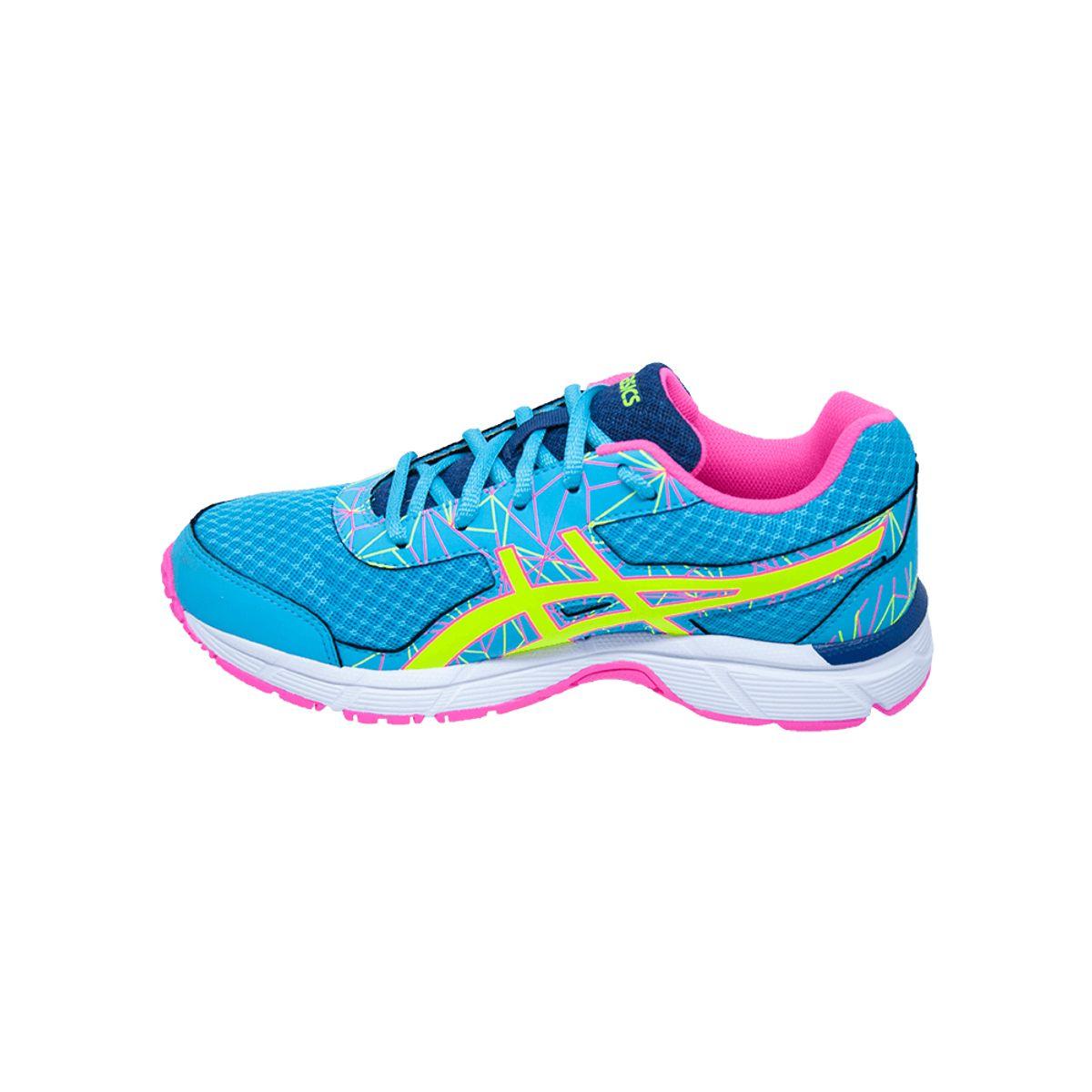 Tenis-Asics-GEL-Light-Play-4-Gs---Infantil---Azul