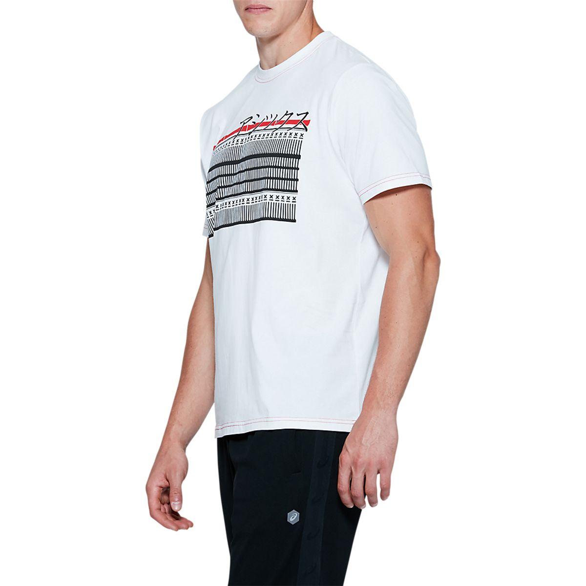 Camiseta-Asics-Kusazuri---Masculino---Branca