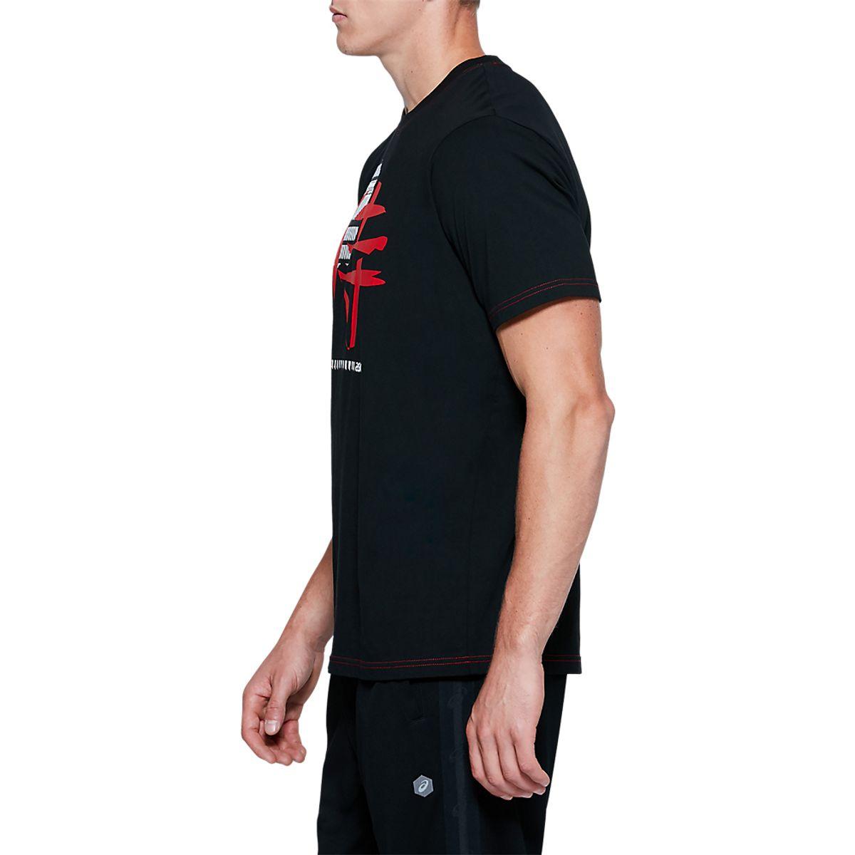 Camiseta-Asics-Tee---Masculino---Preta