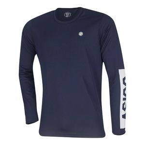 Camiseta-Asics-Long-Sleeve---Masculino---Marinho