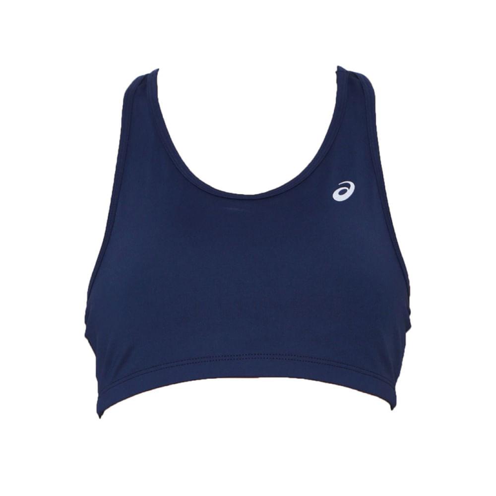 Top-Asics-Blend-Running---Feminino---Azul