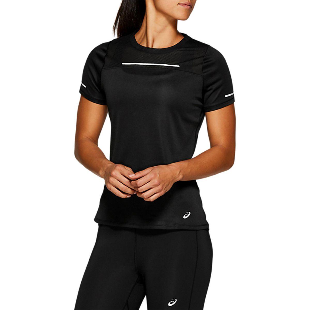 Camiseta-Asics-Lite-Show-Short-Sleeve---Feminino---Preto