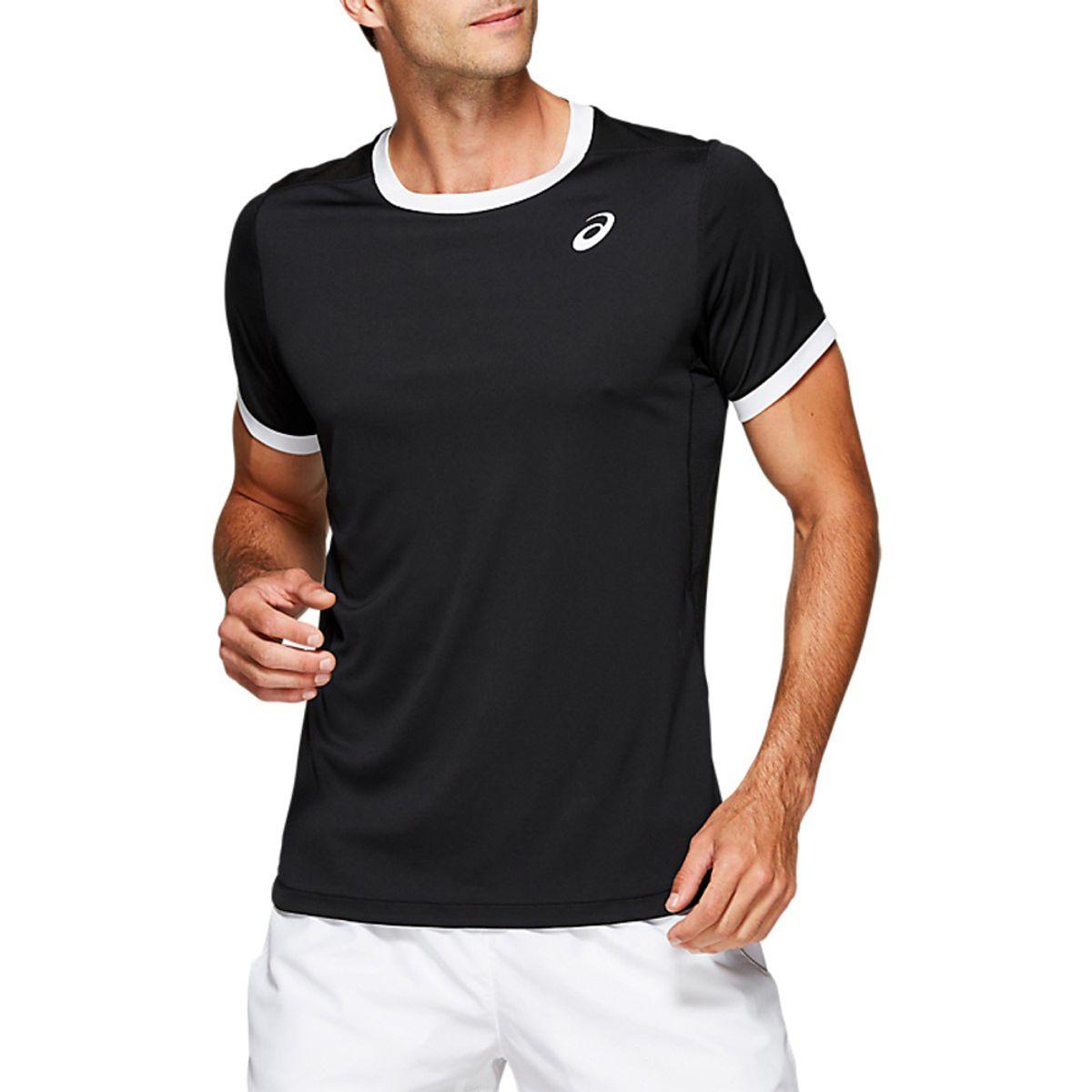 Camiseta-Asics-Short-Sleeve---Masculino---Preto