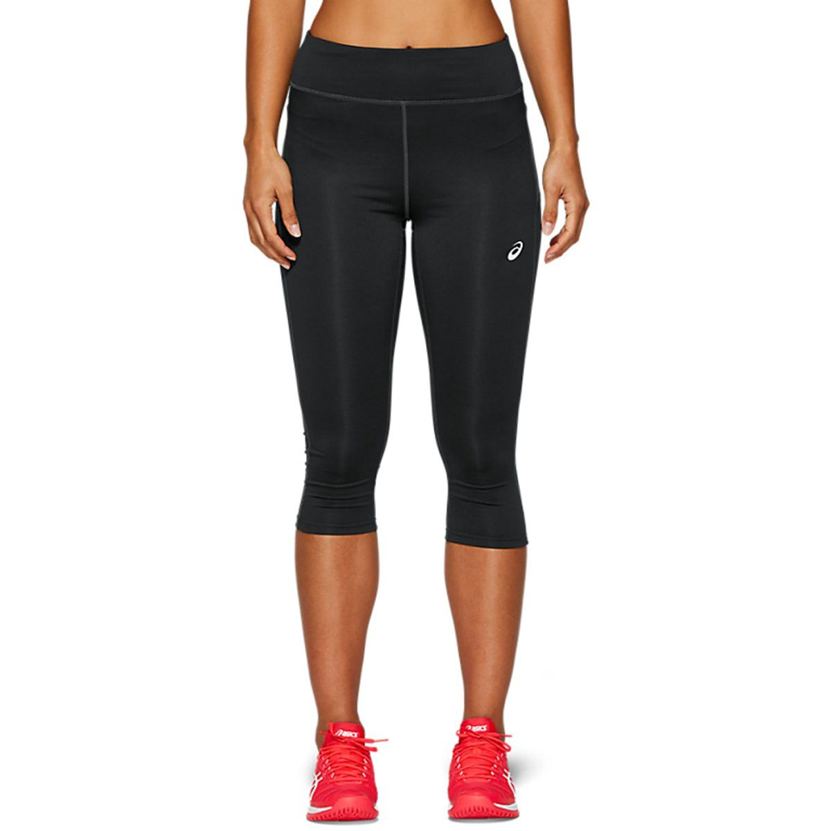 Calca-Legging-Asics-Tight---Feminino---Cinza