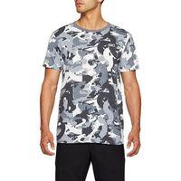 Camiseta-Asics-Short-Sleeve---Masculino---Cinza
