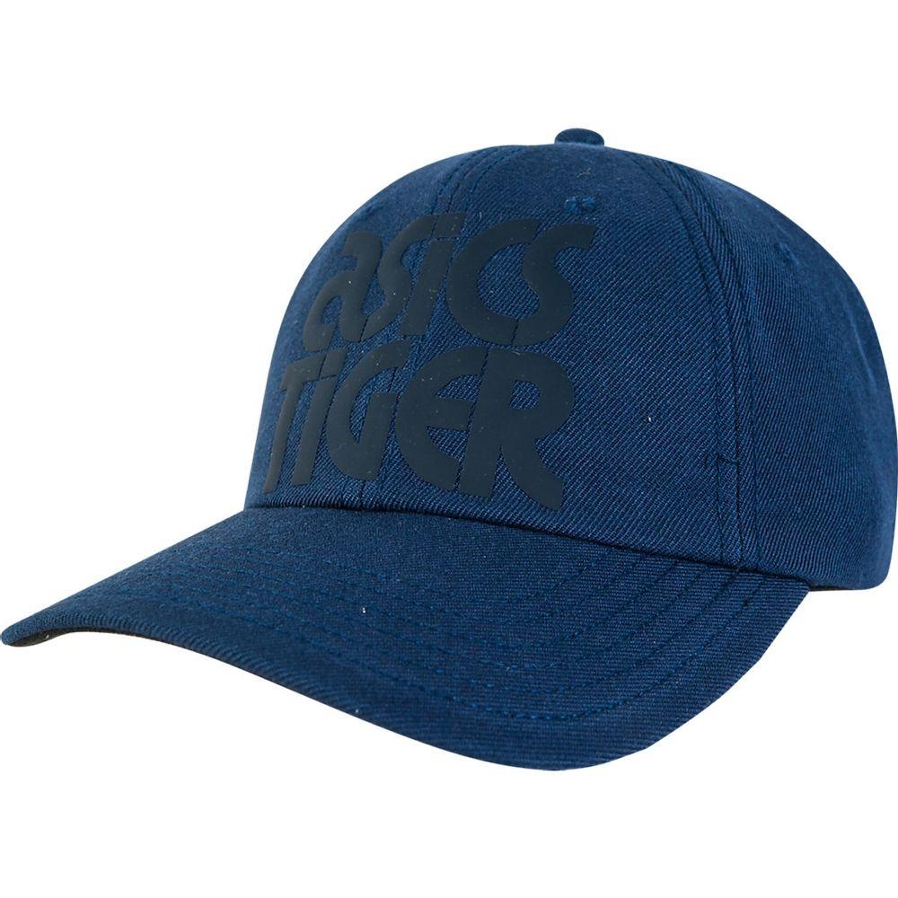 Bone-ASICS-Cap---Unissex---Azul
