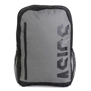 Mochila-ASICS-Backpack---Unissex---Cinza