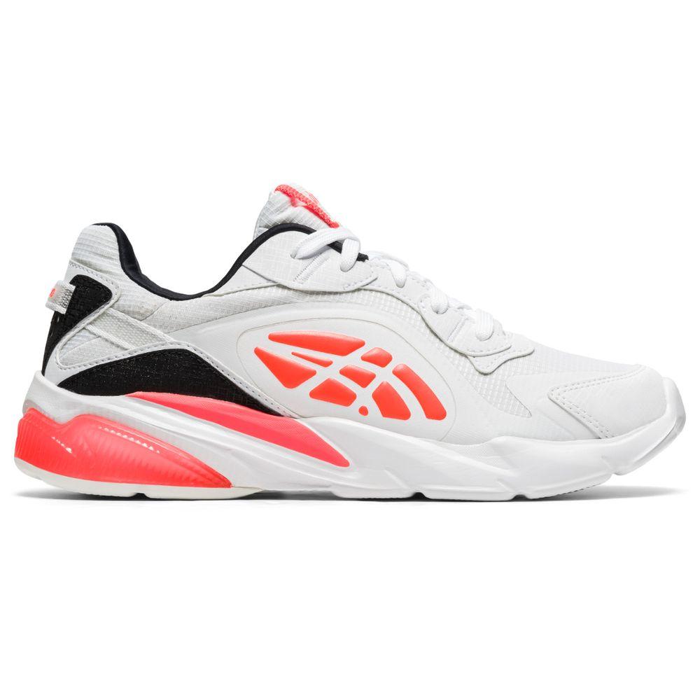 Tenis-Asics-GEL-Quantum-Infinity-Micro---Feminino---Branco-e-Vermelho