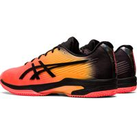 Tenis-Asics-Solution-Speed-FF-Clay-Modern-Tokyo---Masculino---Coral-e-Preto