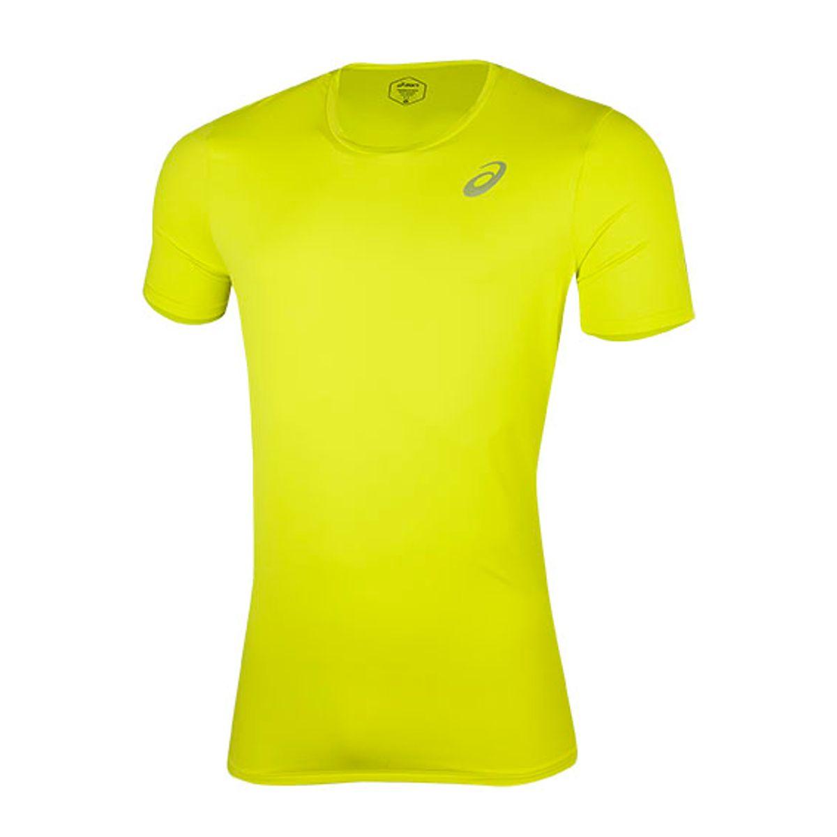 Camiseta-Asics-Core-Running---Masculina---Amarela