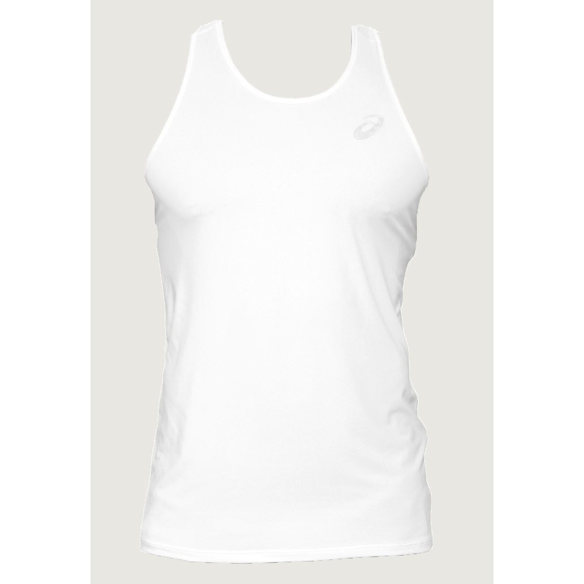 Camisa-Regata-Asics-Tank---Masculino---Branco