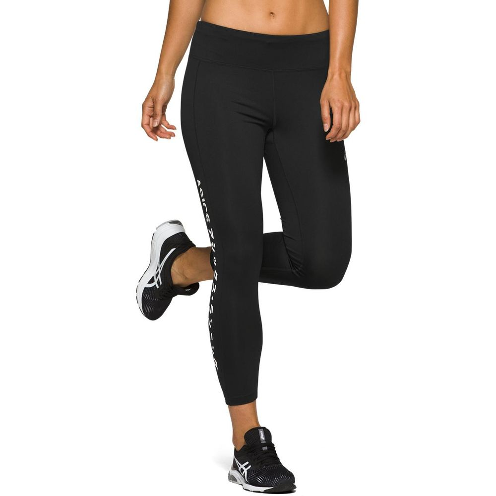 Calca-Asics-Katakana-Crop-Tight---Feminino---Preto