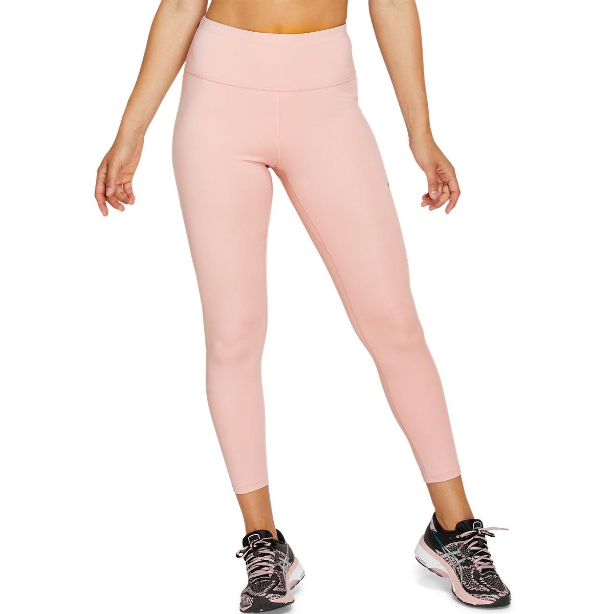 Calca-Asics-New-Strong-Highwaist-Tight---Feminino---Rosa