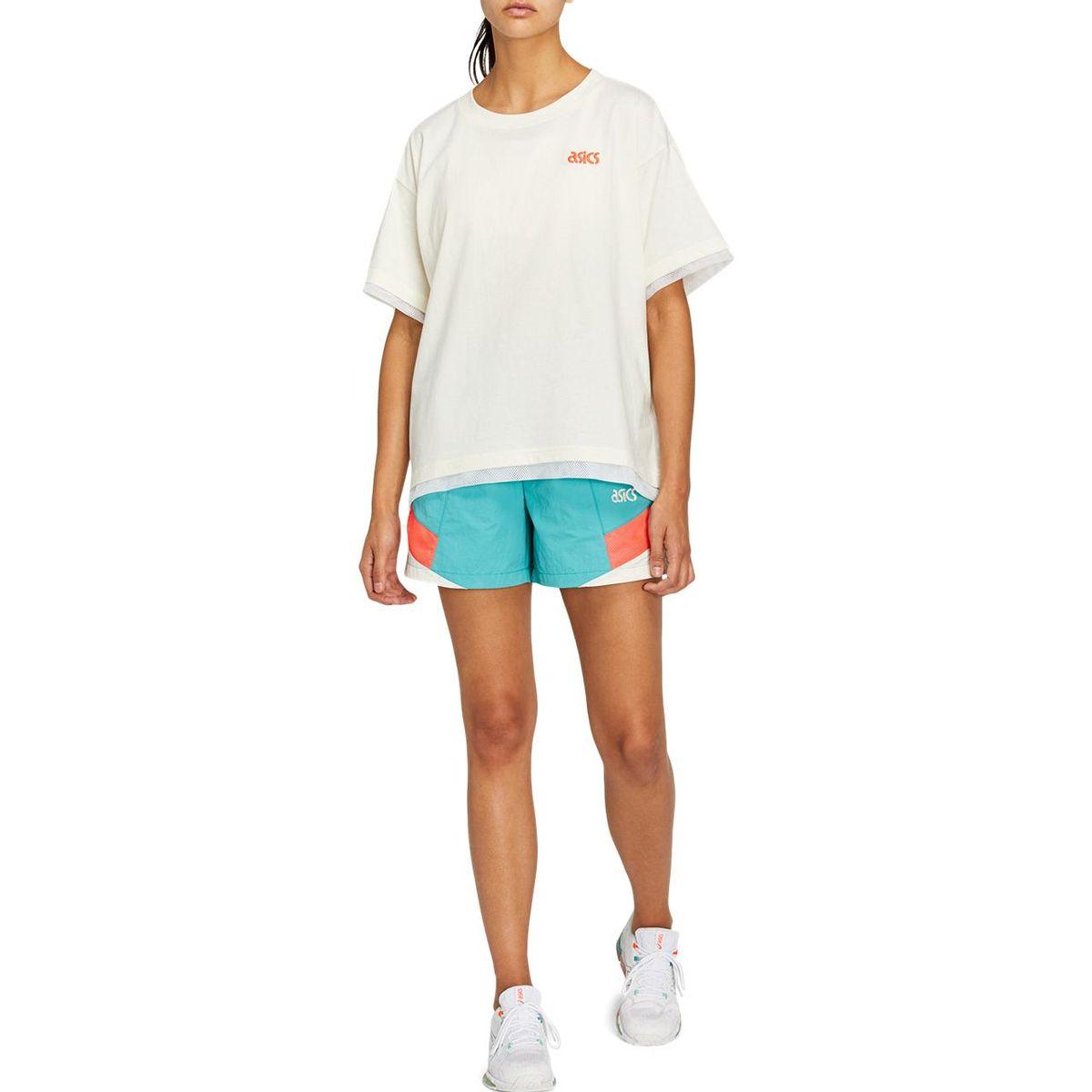 Camiseta-Asics-Breathe-SS-Tee---Feminino---Creme