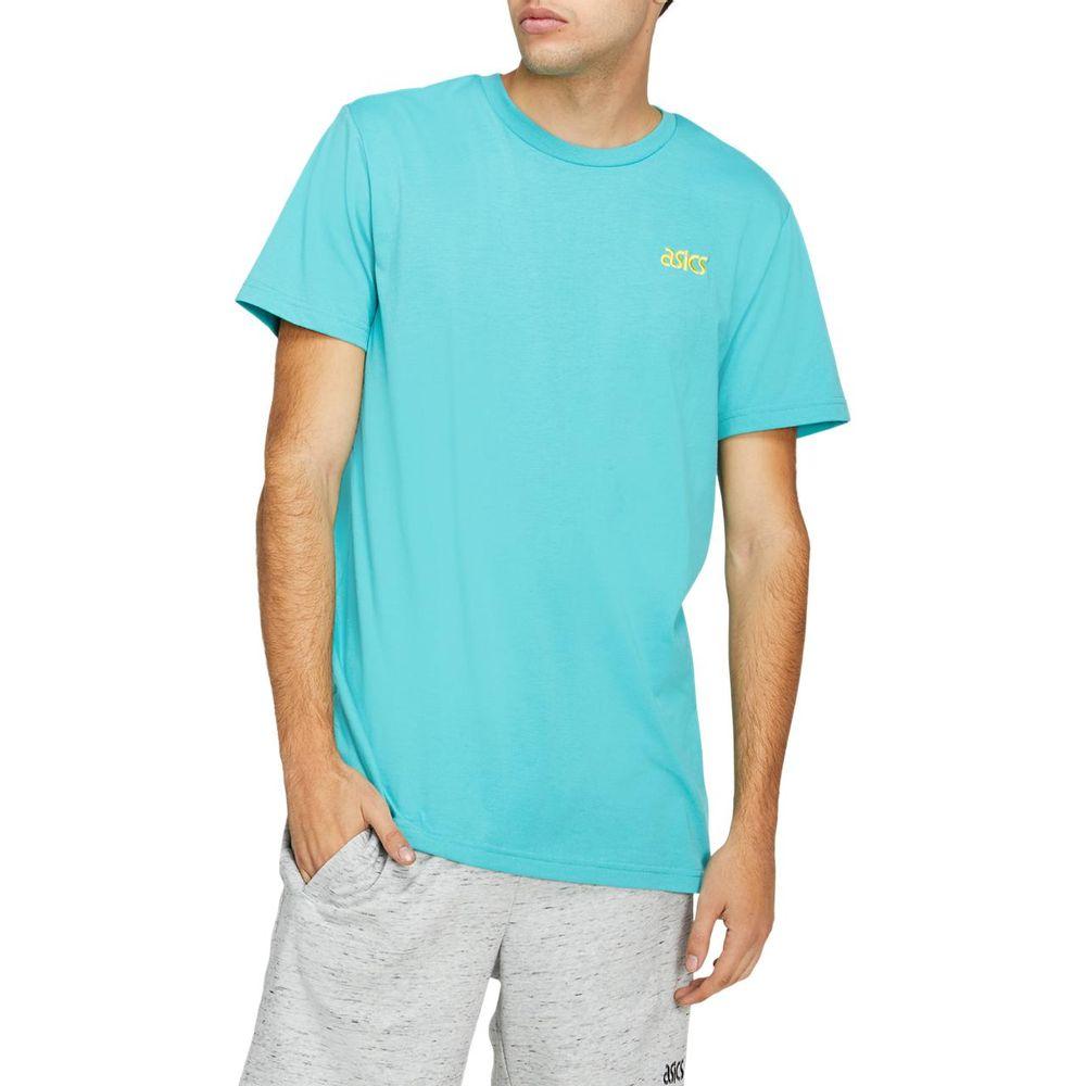Camiseta-Asics-JSY-OP-de-Manga-Curta