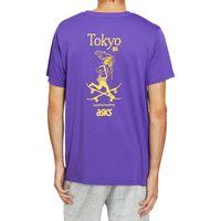 Camiseta-Asics-JSY-JPN-GPX-de-Manga-Curta