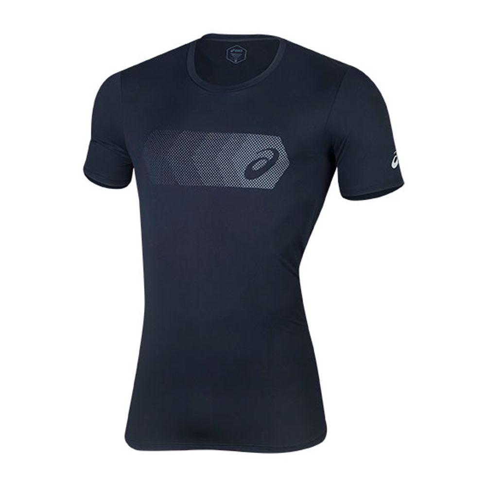 Camiseta-Asics-Core-Running-Spiral