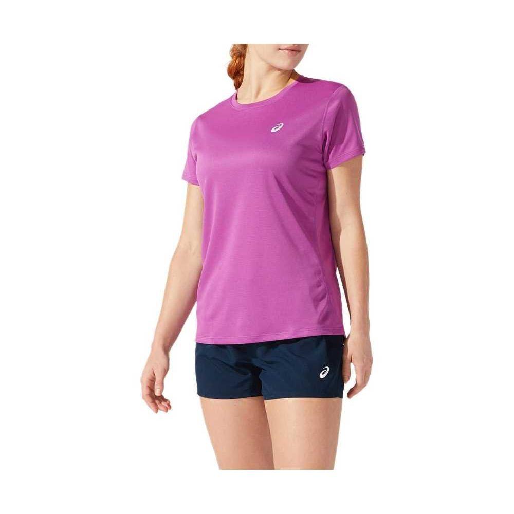 Camiseta-ASICS-Silver-Top